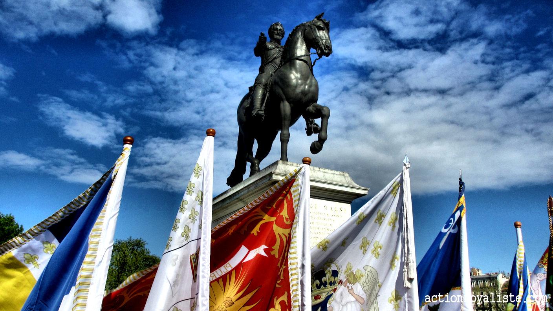 Rassemblement Henri IV 2017 :