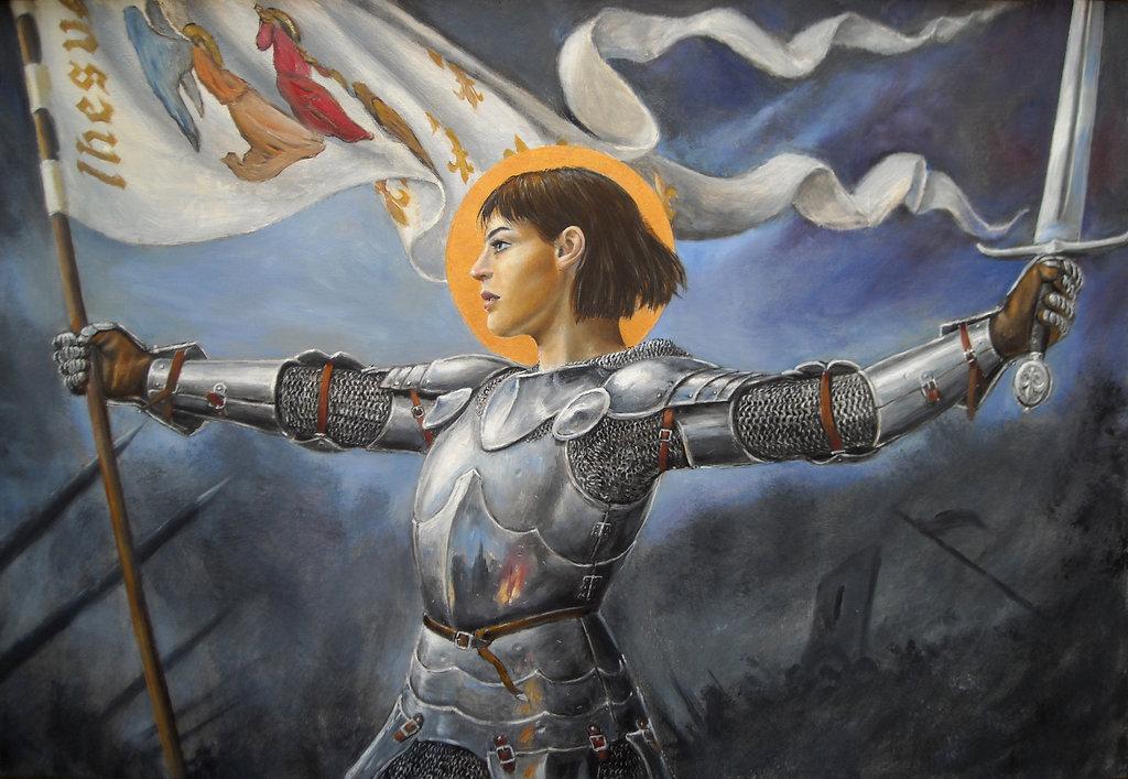 L'épopée miraculeuse de Jeanne d'Arc :