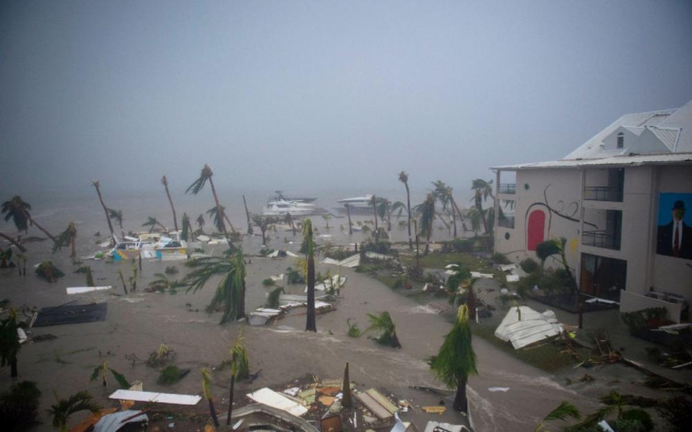 Ouragan Irma solidarité française :