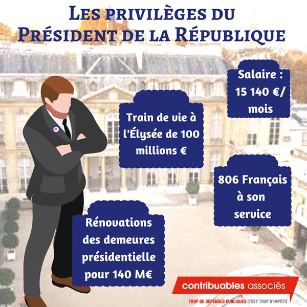 Un président de la République, combien ça coûte ? :