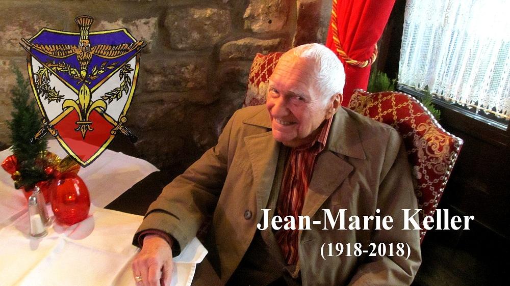 Adieu Jean-Marie Keller fidèle Camelot du Roi :