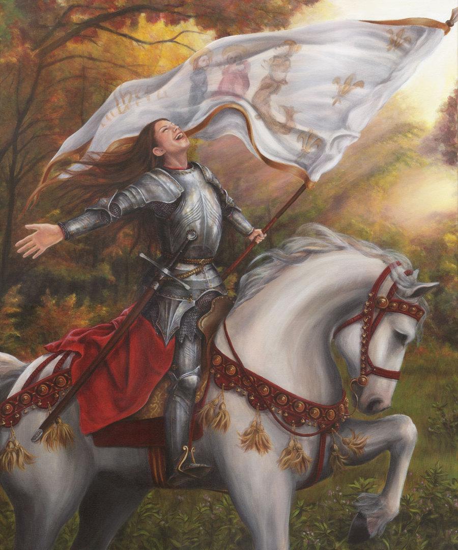 Le Ditié de Jehanne d'Arc :