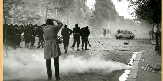 Une brève histoire des royalistes d'Action Française en Mai 68.
