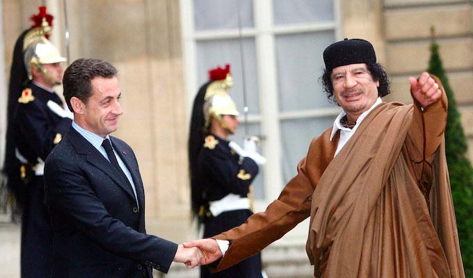 Un autre regard sur les raisons de la guerre en Libye :