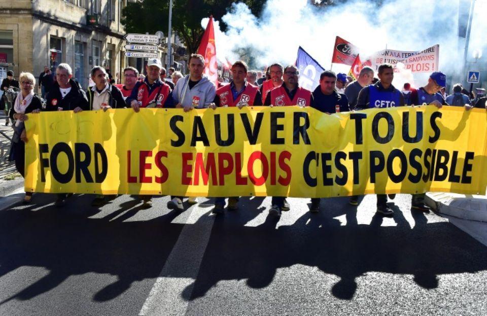 A Blanquefort comme ailleurs, la République abandonne les travailleurs :