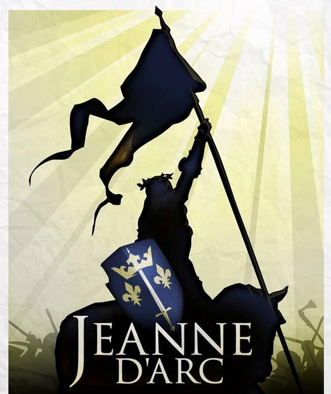Un projet des Amis de Jeanne d'Arc :