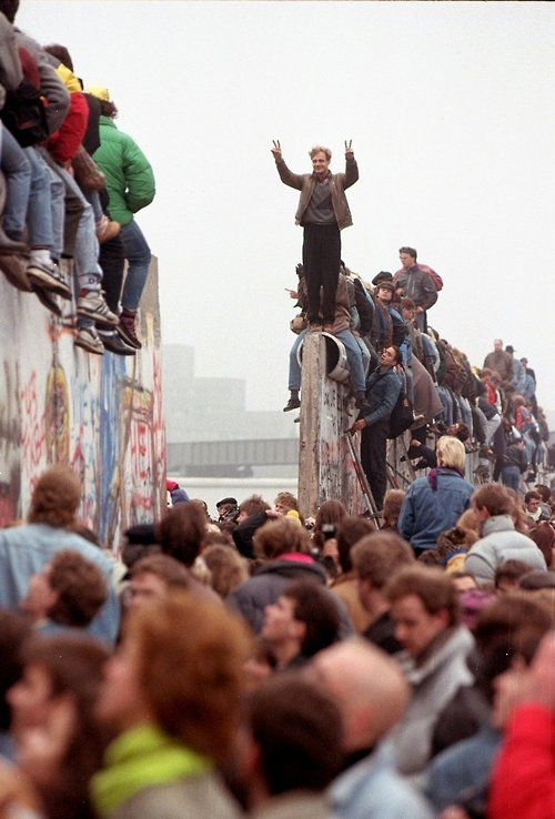 La chute du mur de la honte (1989-2019)
